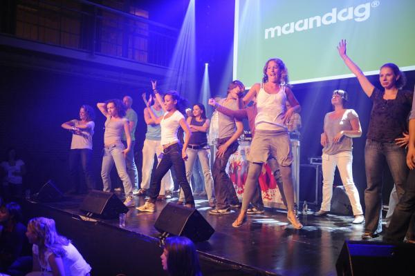 De leukste activiteit met de flashmob workshop i n Oostende!