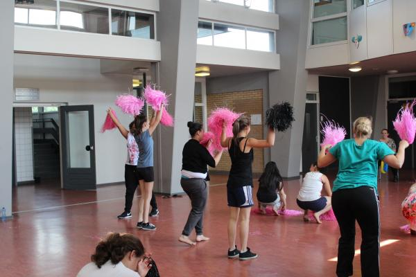 Workshop Cheerleading Oostende