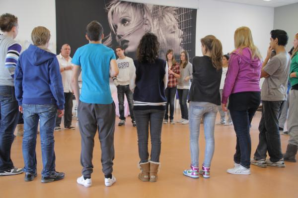 Workshop Theatersport Oostende