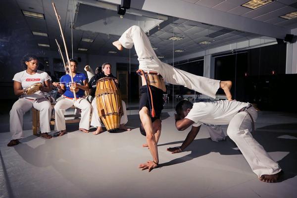 Workshop Capoeira Oostende